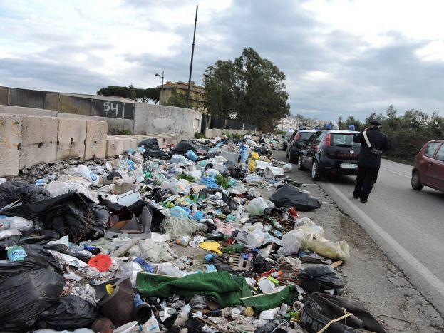 ardeatina rifiuti 1
