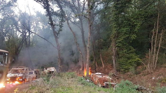 incendio campo rom9