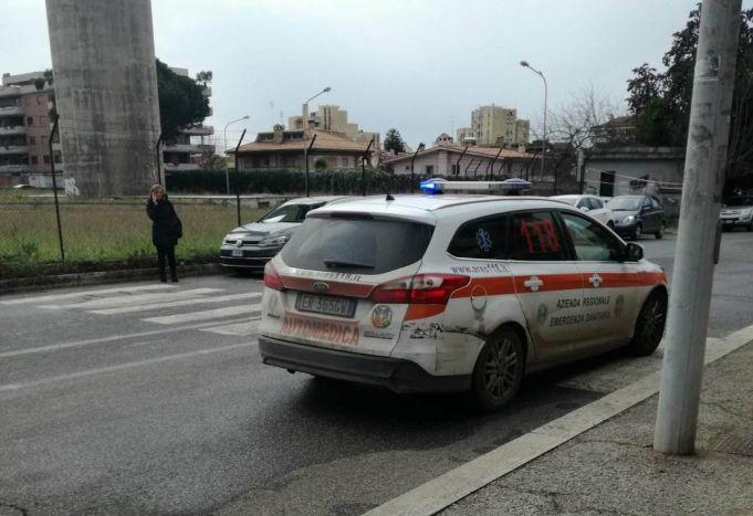 Suicidio via Catilina (Pomezia) - foto