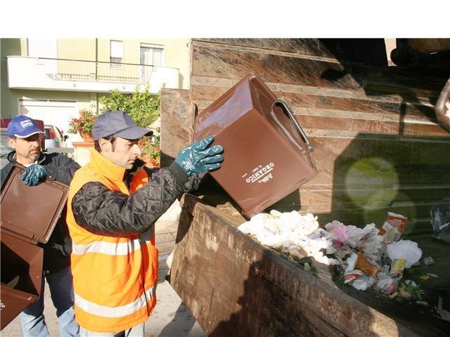 raccolta rifiuti Pomezia
