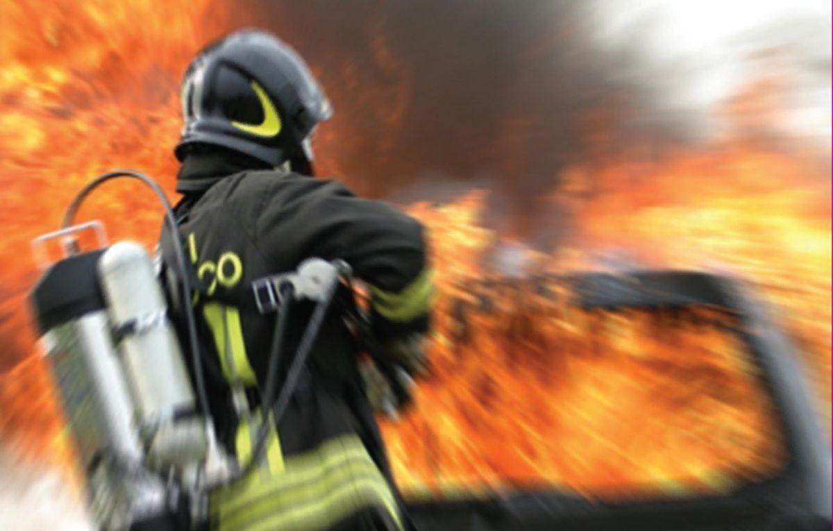 In un mese a fuoco cinque autobus Cotral