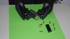 pistola carabinieri nettuno