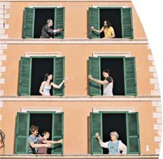 Vicini di casa una buona convivenza possibile - Vicini di casa rumorosi ...