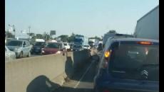 traffico pontina 20 luglio2