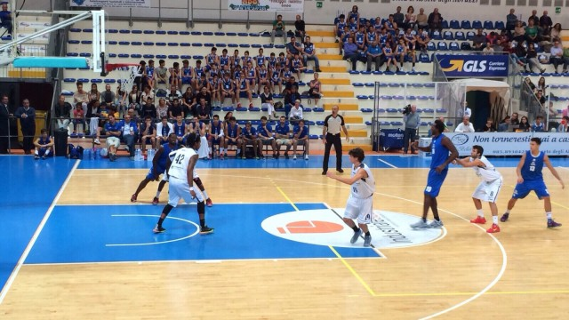 Foto: www.latinabasket.it