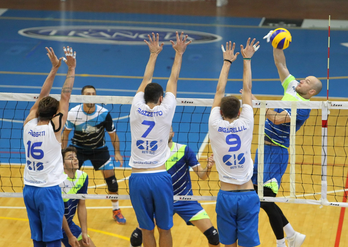 Foto: Top Volley - Latina