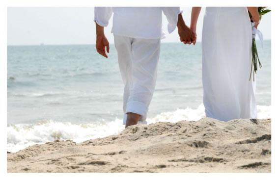 Matrimoni Vip Spiaggia : Fiumicino boom di matrimoni all aperto e carte d identità
