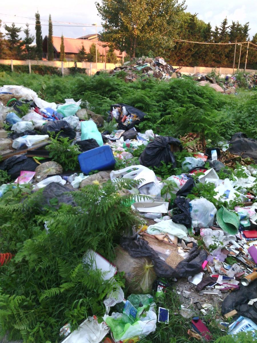 Smaltimento rifiuti pomezia