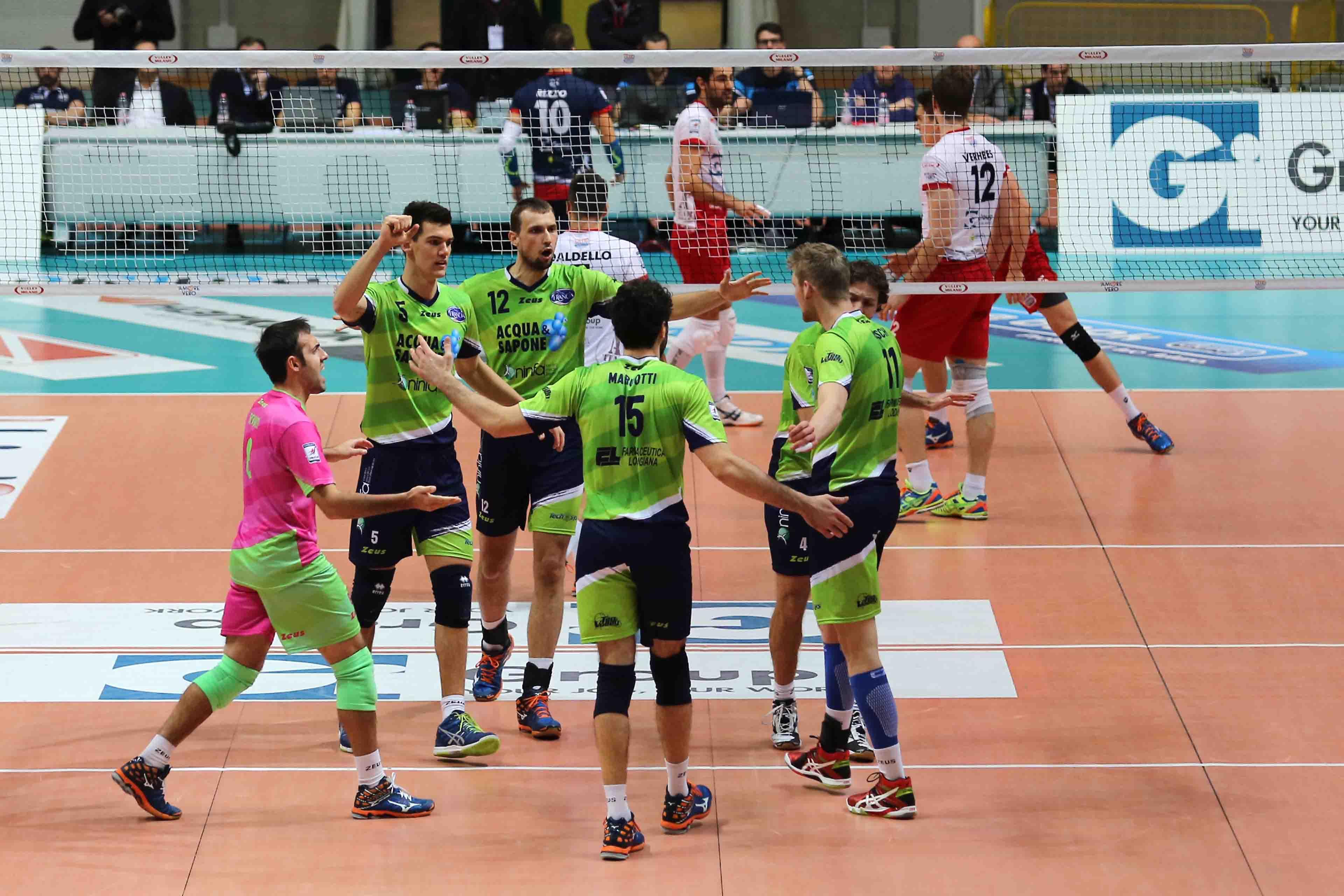 Foto : Top Volley Latina