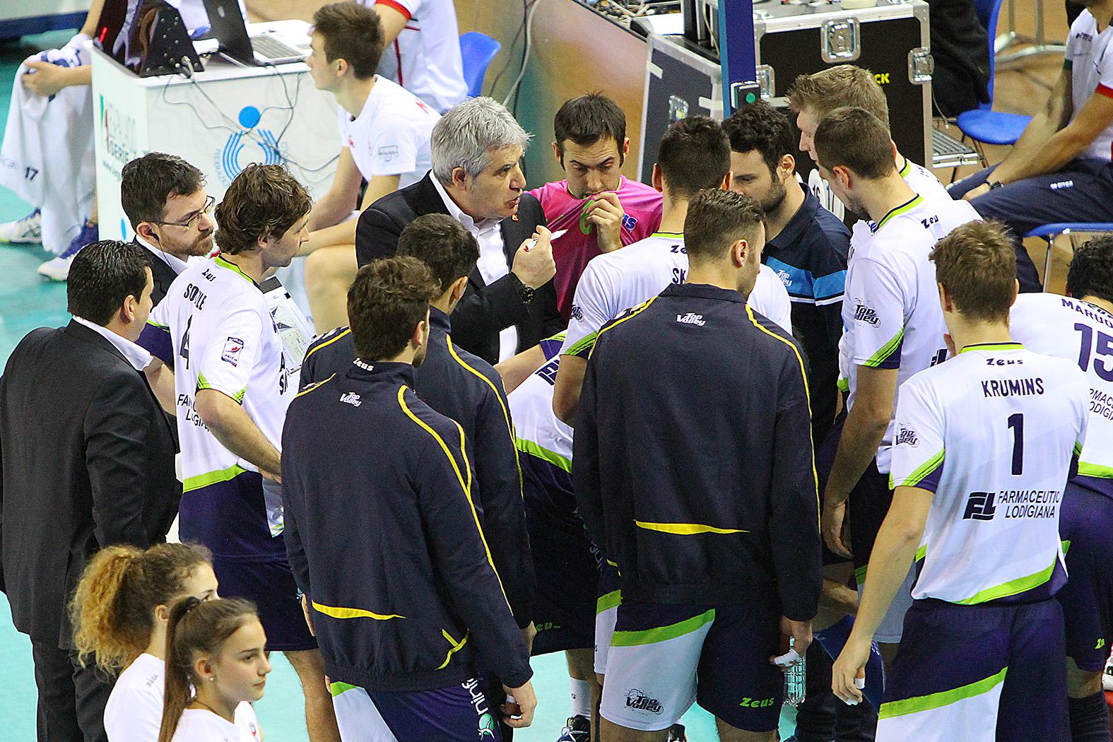 Foto: Top Volley Latina