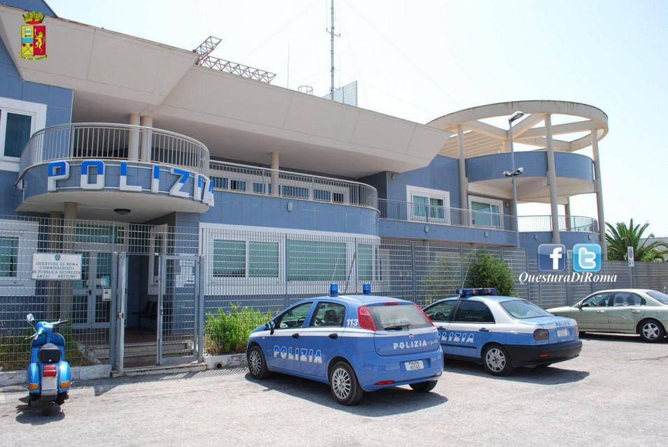 Nettuno senegalese manda connazionale al posto suo per l for Polizia di soggiorno