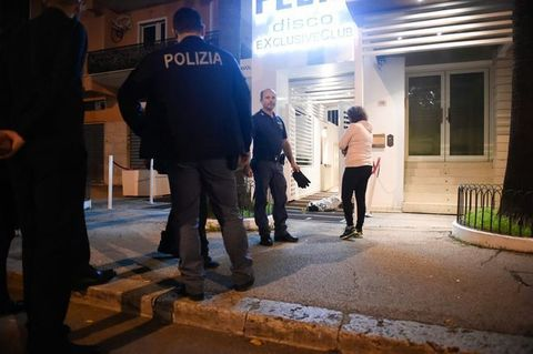 Omicidio in discoteca a Latina: 35enne muore per una coltellata alla gamba