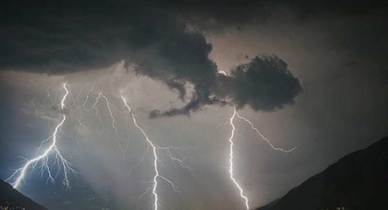 Allerta meteo Lazio 24 agosto 2021