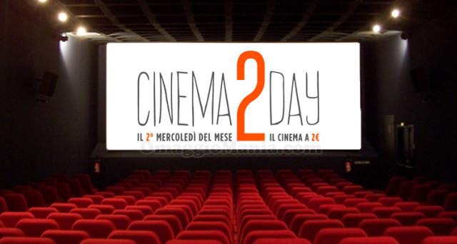 Continua l 39 iniziativa cinema2day oggi film a soli due euro for Il film della cabina 2017