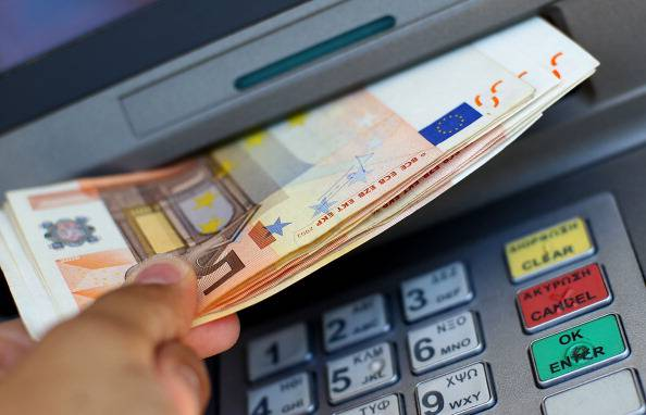 bancomat esploso