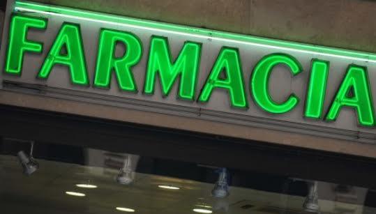 Rapina farmacia Colli Aniene