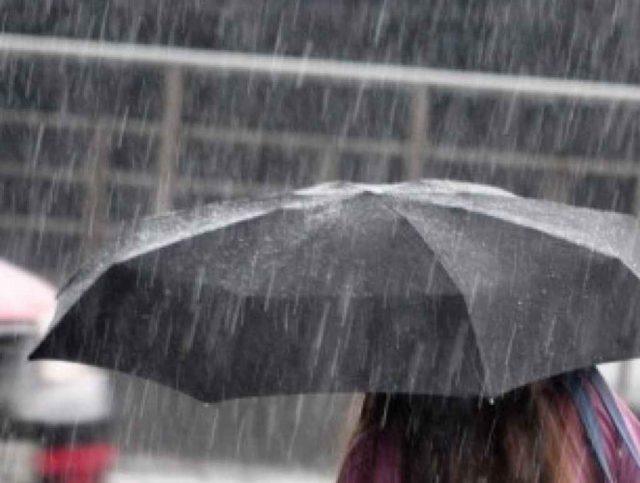 Maltempo: in arrivo precipitazioni al Centro e venti forti al Sud