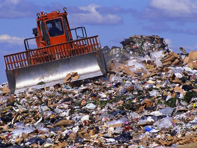 Emergenza rifiuti, Aprilia
