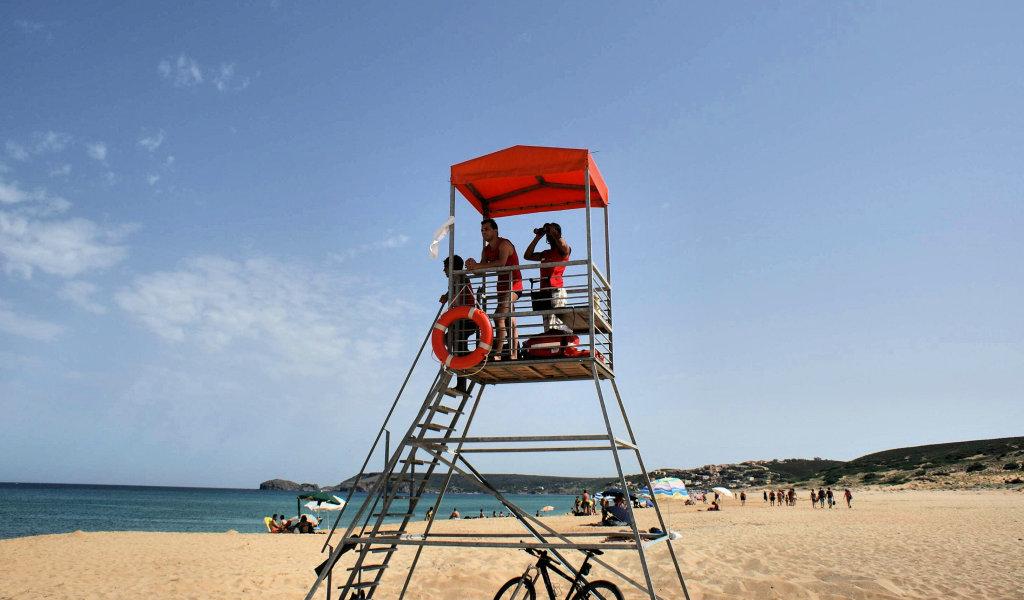Raggi niente bagnini sulle spiagge pubbliche da settembre