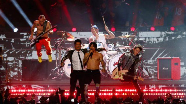 Cosa c'è da sapere sul concerto dei Red Hot Chili Peppers