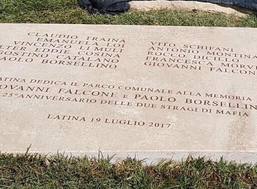 latina parco mussolini speeches - photo#21