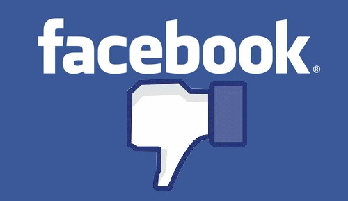Facebook down, problemi per molti utenti