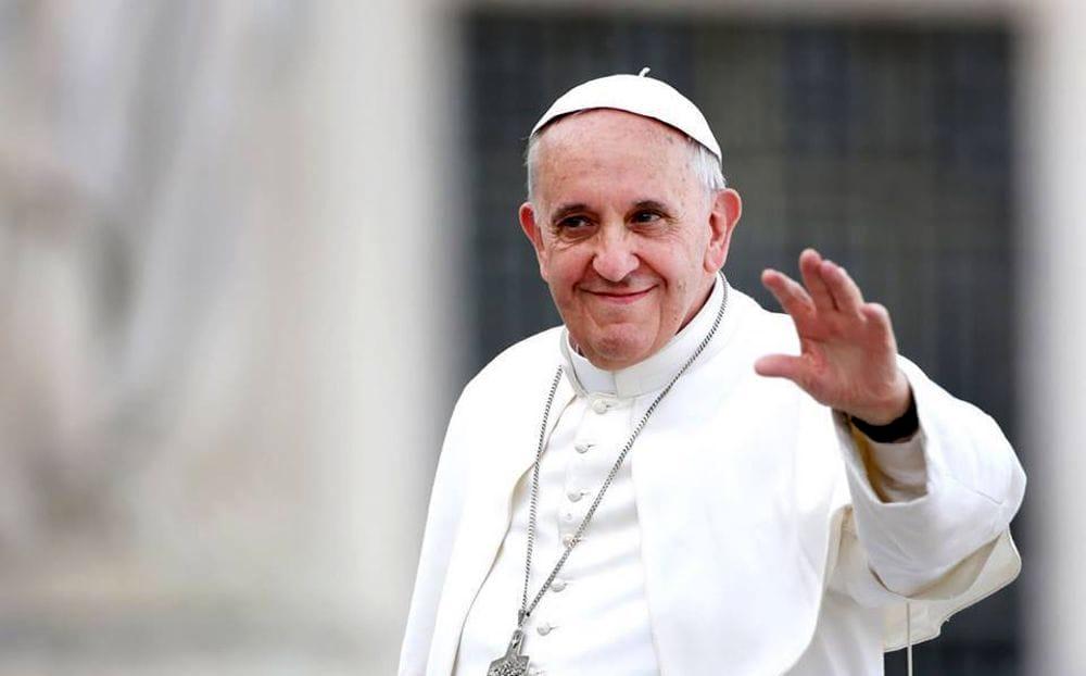 Papa Francesco messa 25 luglio