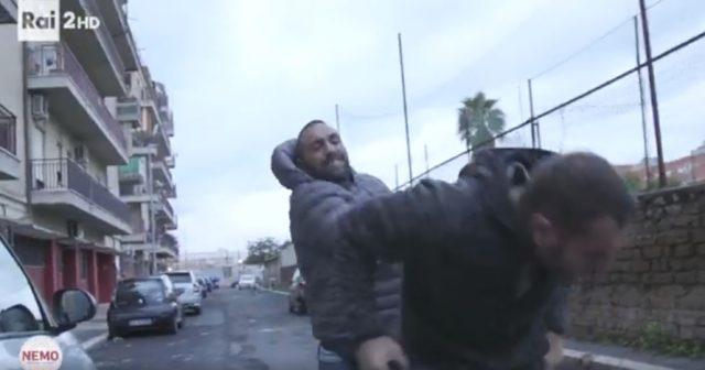 Roma. Fermato Roberto Spada, l'aggressore del giornalista