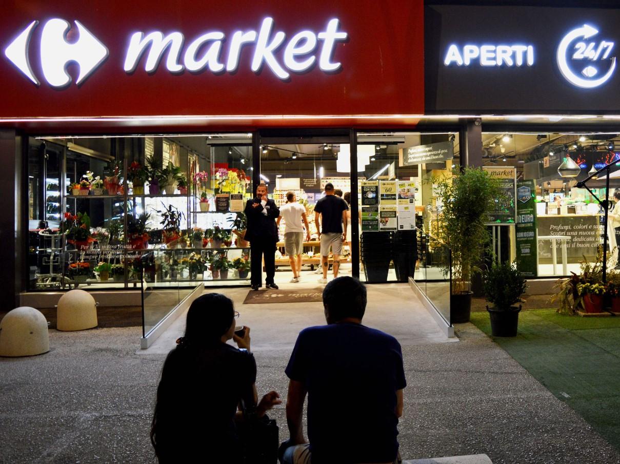 Supermercati aperti a Roma il 29 giugno 2021?