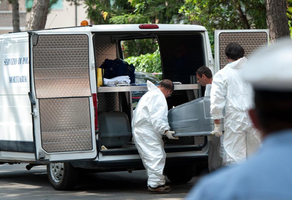 82enne trovato morto a Roma in via Pandolfo