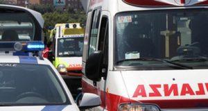 polizia locale ambulanza