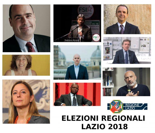 Elezioni Lazio 2018. Parisi-Zingaretti il futuro si decide a Latina
