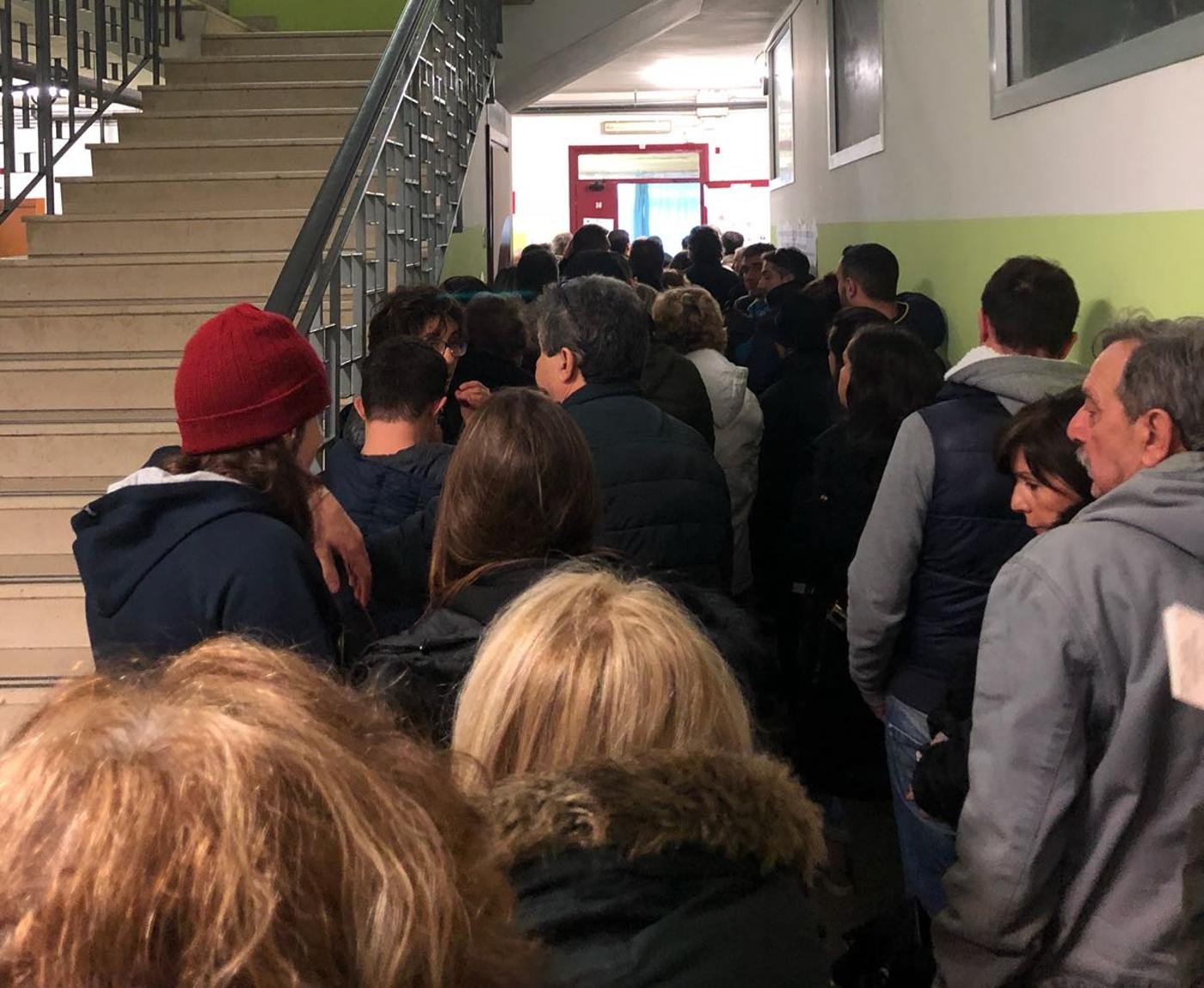 Risultati elezioni 2018 l 39 affluenza comune per comune for Camera dei deputati diretta