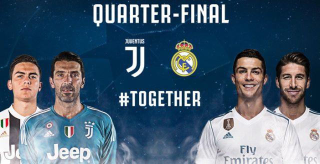 Image Result For Juve Real Madrid In Streaming Gratis