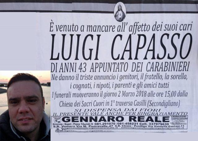 Strage di Latina, Luigi Capasso ha lasciato 5mila euro all'amante