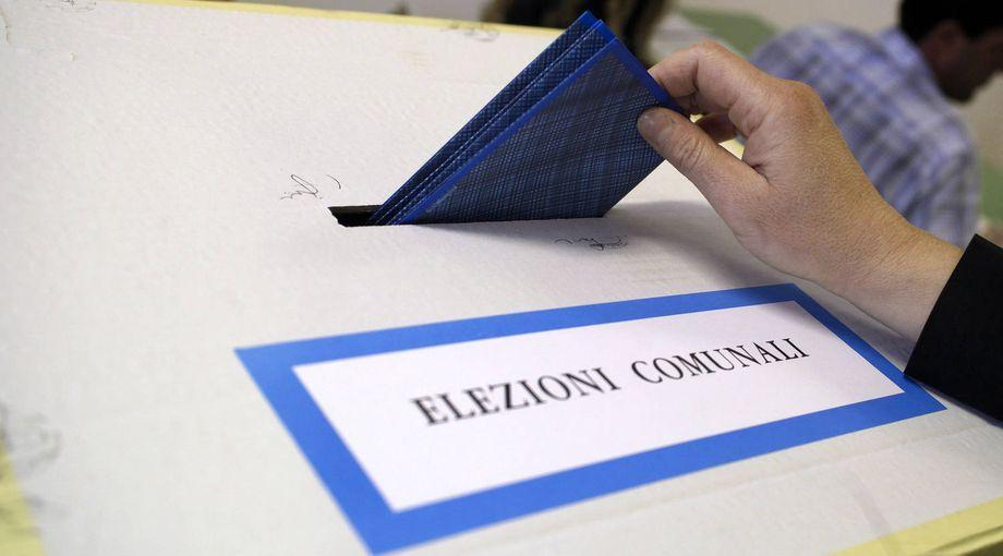 Elezioni Marino 3-4 ottobre 2021