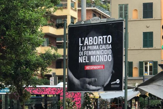 #stopaborto: L'aborto è la prima causa di Femminicidio nel mondo