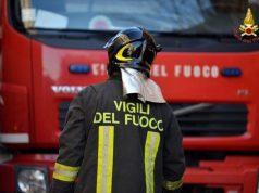 incendio villaggio falcone