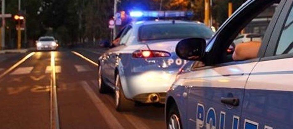 Inseguimento Polizia Togliatti