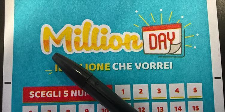 Million Day 23 ottobre 2021