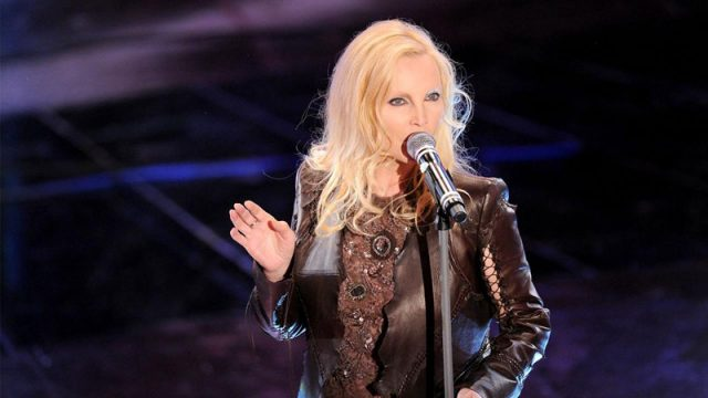 Patty Pravo scatenata a Live: