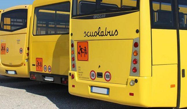 Scuolabus Pomezia