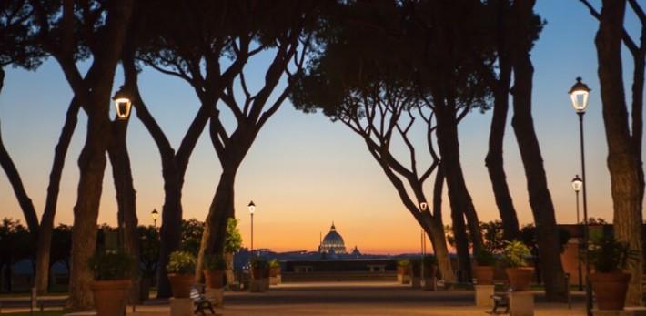 Stunning Terrazza Degli Aranci Roma Contemporary - Idee Arredamento ...