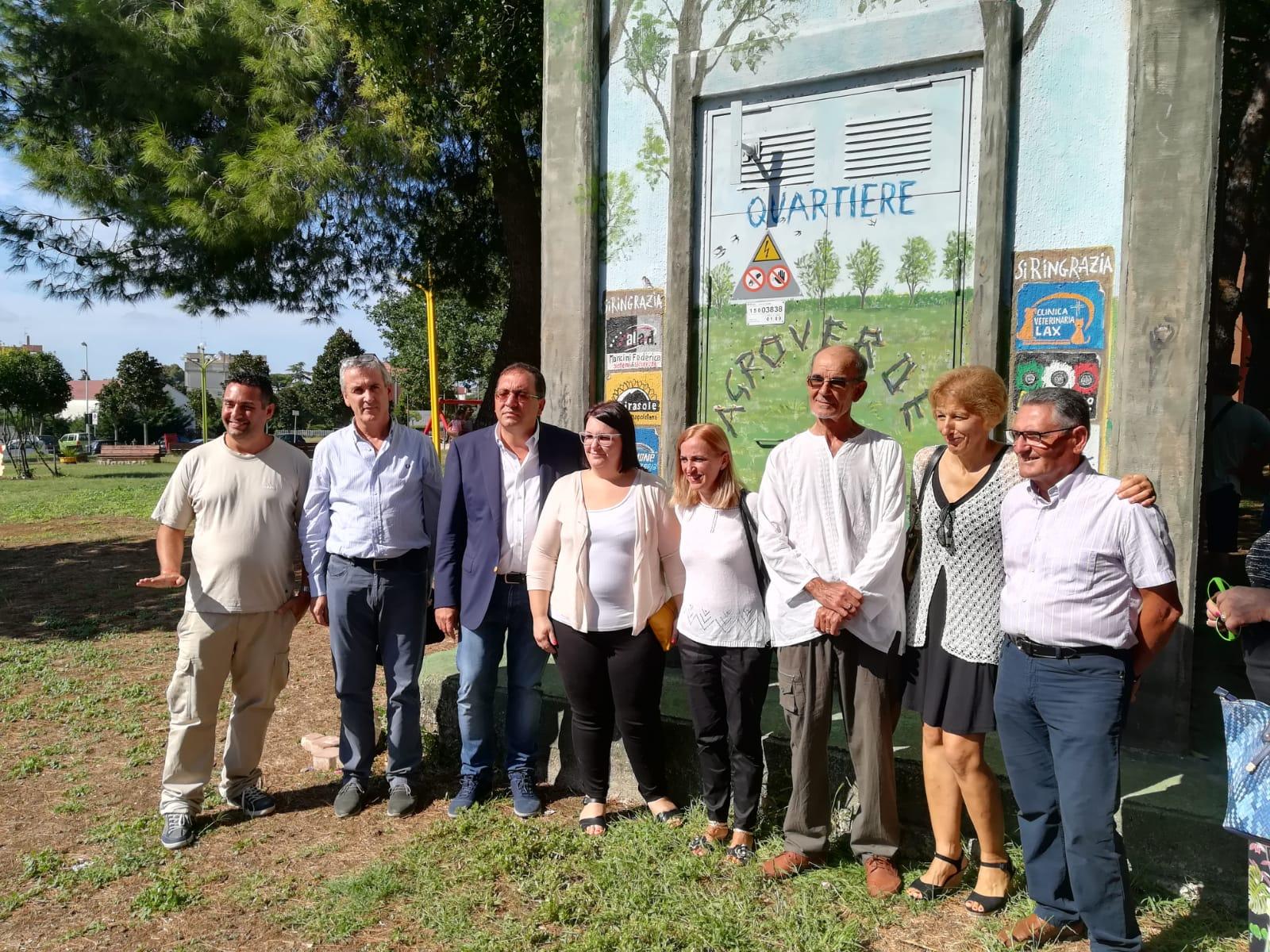 Aprilia oggi la presentazione della nuova cabina e for Noleggio della cabina del parco cittadino