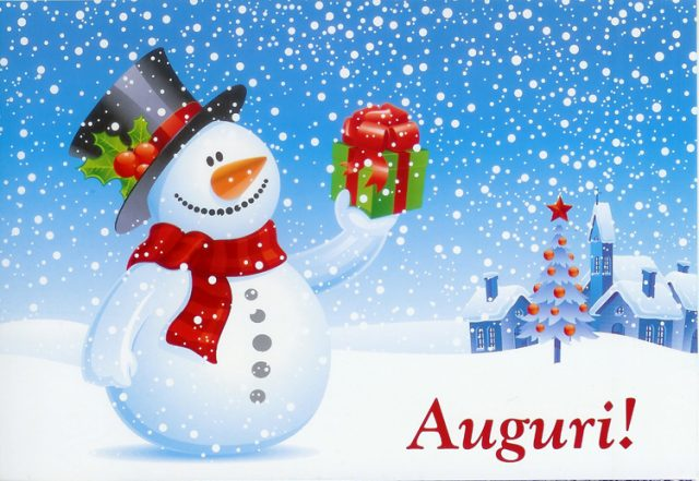 Auguri Di Natale Al Nipotino.Auguri Di Natale Per Whatsapp Frasi Immagini Gif E Sticker Da Inviare