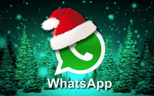Immagini Divertenti Di Natale Per Whatsapp.Whatsapp Auguri Di Natale 2018 Frasi Divertenti E Famose