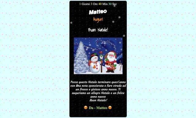 Auguri in rima per Natale e Capodanno