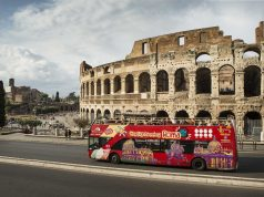 roma bus turistici