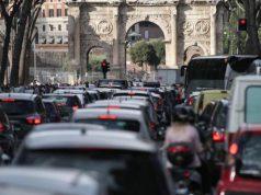 blocco auto Roma 25, 26 e 27 gennaio