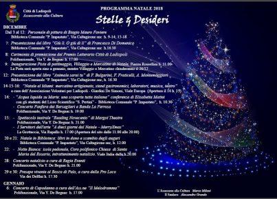 Ladispoli, un Natale ricco di eventi